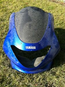 PARTING OUT A 1996-2006 YAMAHA YZF600RH2R THUNDER CAT Windsor Region Ontario image 4