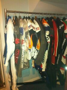 30% TO 35% OFF NEW MOTORCYCLE JACKETS AND RACING SUITS Windsor Region Ontario image 4