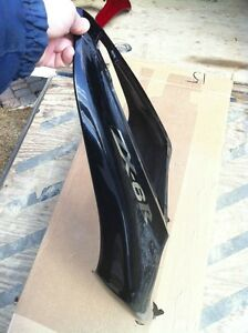 KAWASAKI NINJA ZX6R 2007-08 TAIL SECTION BLACK EBONY Windsor Region Ontario image 6