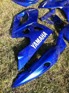 PARTING OUT A 1996-2006 YAMAHA YZF600RH2R THUNDER CAT Windsor Region Ontario image 2