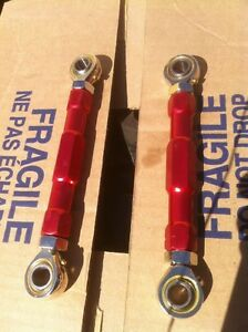 SUZUKI GSXR750 2006-07 ADJUSTABLE LOWERING LINKS
