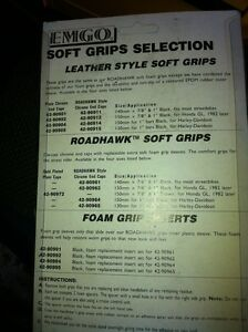 MOTORCYCLE GRIPS FOR CRUSING BIKES WITH FRINGES Windsor Region Ontario image 4
