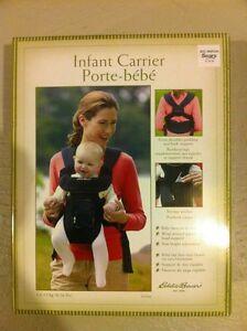 Eddie Bauer Baby Carrier