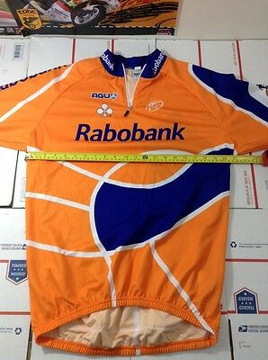 Agu Bike Gear Mens Cycling Jersey Size 2Xl Xxl (4333-3)