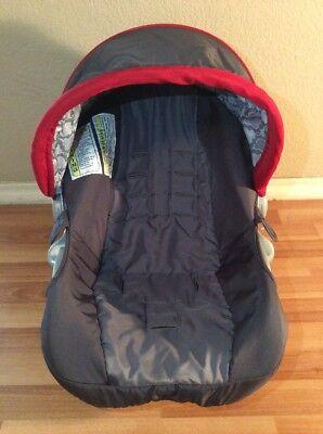 Dorel Juvenile Group Cosco Baby Car Seat Cover Cushion Canopy Set Part Gray (Dorel Juvenile Car Seat)
