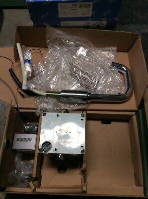 American Standard Serin Deck Mount Sensor Faucet Chrome (American Deck Mount Faucet)