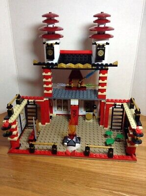 LEGO NINJAGO Temple of Light 70505  **TEMPLE ONLY**