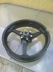 HONDA CBR600RR 07-11 STRAIGHT FRONT WHEEL