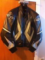 JOE ROCKET JACKET WITH LINER SIZE 50 FITS A 6.3 GUY AROUND 240LB