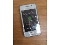 1x BRAND NEW Samsung GALAXY Ace GT-S5830i - White (Unlocked)
