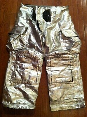 Lion Janesville Firefighter Proximity Pants Psua Good 38 40 42 44 46 Turnout