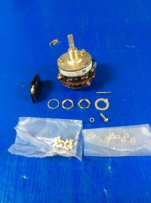 Electroswitch 2 Stack Rotary Switch 31302pj