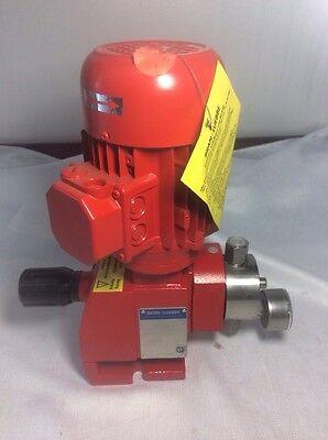 Bran Luebbe Pro Cam Metering Pump Ds 15172 With Motor.