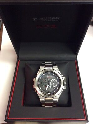 CASIO G-SHOCK MT-G Metal Twisted Stainless Steel Core Guard WATCH MTGS1000D-1A for sale  Shipping to Canada