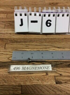 .496 MAGNEHONE BACK TRACK RACING PRODUCTS SLOT CAR PART 1/24 SCALE J-5 for sale  Huntington Beach