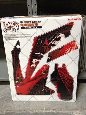 AMR Racing Honda CRF 250R 10-13 450R 09-12 MX Graphic Kit Bike Decals SALE