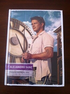 ALEJANDRO SANZ - PARAISO EXPRESS - SPECIAL EDITION - CD - NUEVO...