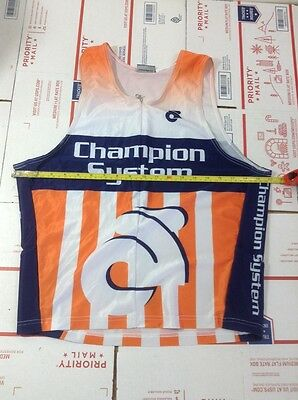 4850-31 Champion System Women/'s Tri Top Size Extra Large XL
