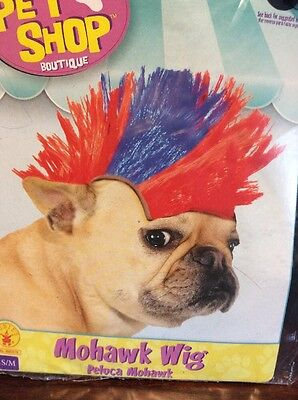 Halloween Costume For Dogs S/M Red And Blue (Red Rock Halloween-kostüm)