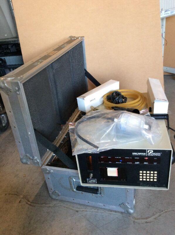 HIAC / Royco Pacific Scientific Particle Counter Model 5300
