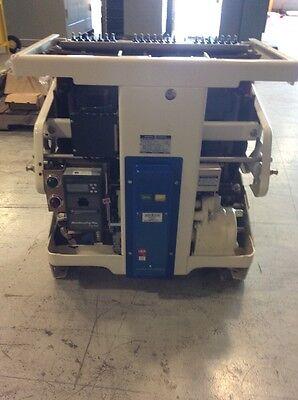 GE General Electric Power Circuit Breaker AK 5A-75 3000 Amp AK-5A-75 AK 5A 75 EO