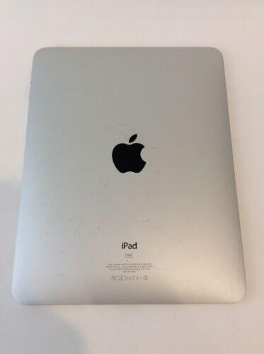 Apple iPad 1st Generation 16GB, Wi-Fi, 9.7in - Black - Good