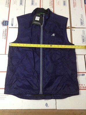Eastern Mountain Sports Ems Wind Vest Size Small S (4766)