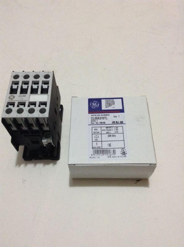 General electric magnetic contactor CL00A310TL