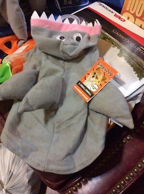 Dog Shark Costume Size XS/S