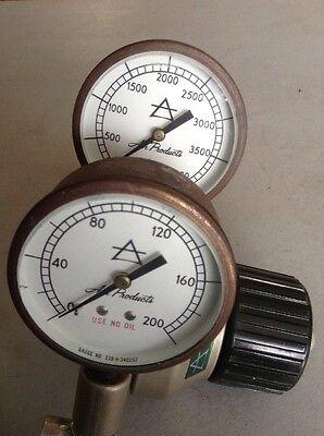 Air Products Nitrogen Gas Regulator Model 1280 Ser. No. 6811