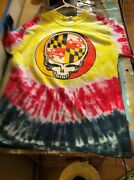 Grateful Dead Shirt Large