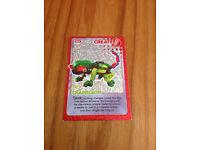 Sainsbury's Lego Card No 33 Wanted