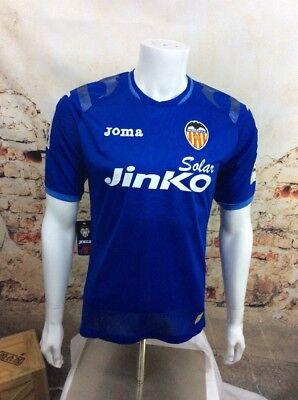 club de futbol Valencia NEW joma jersey GUARDADO size small for sale  Vancouver