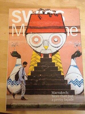 SWISS Bordmagazin 10/2016