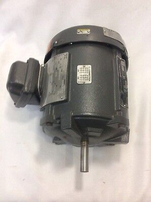 Us Motors Emerson 1204 12hp 230460v-ac 1745rpm56 Frame3ph Electric Motor