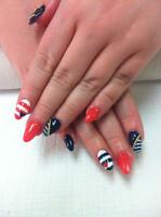 Do you want amazing gel nails?!?!? Look no further!