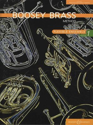 Boosey Method Flexible Brass Ensemble 1 Sheet Music Book Score & Parts ()