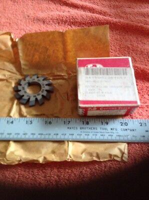 Fd Involute Gear Cutter No. 2-10p Hs 2 38 X 78 Hole Nsn 3455-00-238-7657