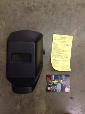 Jackson Safety 15121 Welding Helmet Black 3002579 Hsl1
