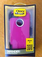 Otterbox Defender for iPhone 5 and 5S, Blush Pink, NEW