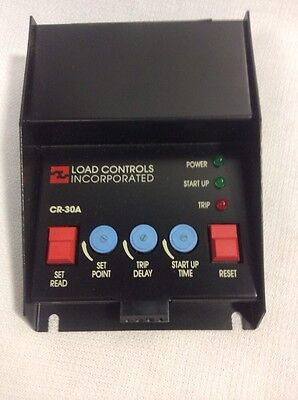 Motor Load Control Cr-30a Cr30a 6amp 18 Hp 120vac