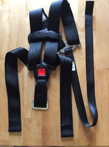 Graco Snugride 22 Baby Car Seat Black Replacement Straps Buckle Harness Complete