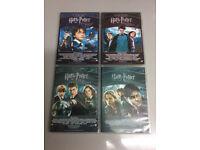 Harry Potter 8 DVD Set