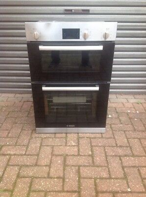 Bosch HBM13B151B Double Oven, RRP £699 Slight Transit Damage