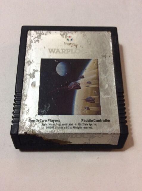 Warplock (Atari 2600, 1982)