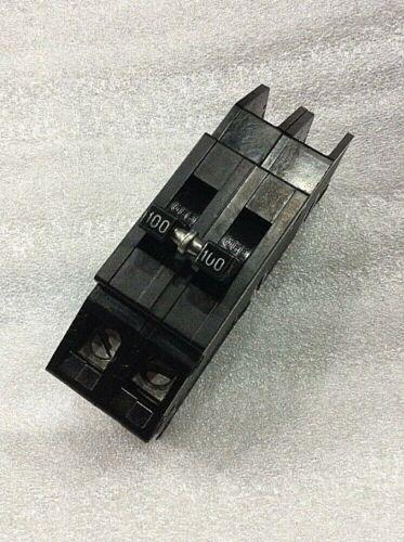 "QCAL100 Zinsco Circuit Breaker 2 Pole 100 Amp 240V  ""2 YEAR WARRANTY"""