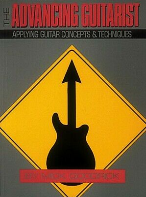 The Advancing Guitarist - Reference Book NEW 000603009