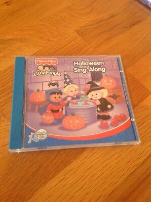 People: Halloween Sing-Along (Audio CD) (Halloween-sing Alongs)