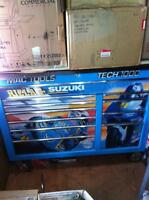 MAC TECH1000 RIZZLA SUZUKI LIMITED EDITION TOOL BOX