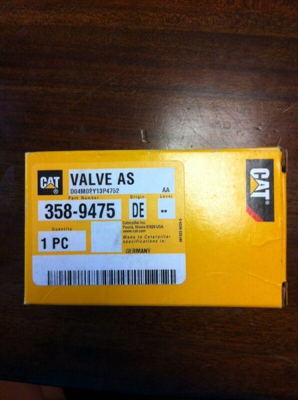 Caterpillar Valve 3589475